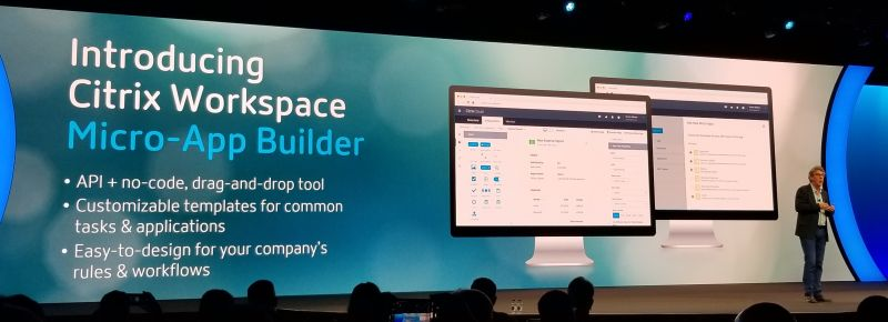 Citrix Intelligent Workspace Gets Spotlight at Citrix Synergy 2019