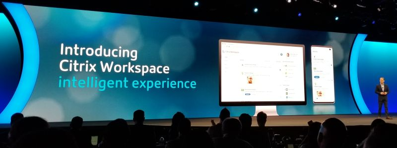 Citrix Intelligent Workspace Gets Spotlight at Citrix
