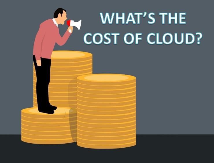 cost of cloud