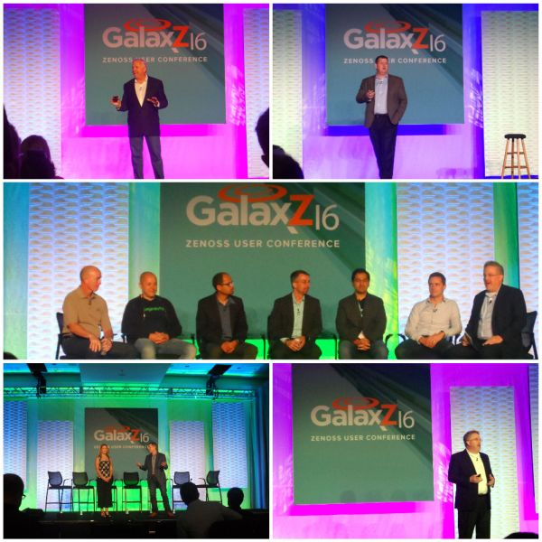 GalaxZ16 Keynotes
