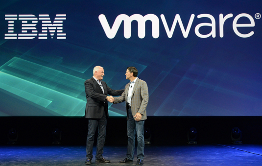 ibm vmware interconnect