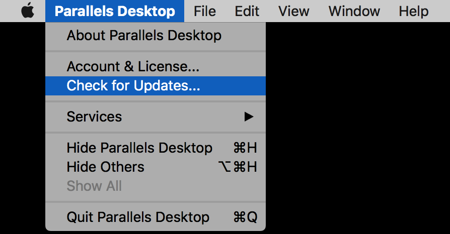 parallels-checkupdates