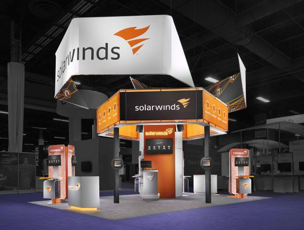 SolarWinds Booth