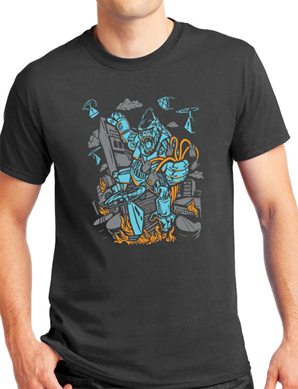 SolarWinds t-shirt