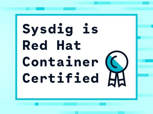 sysdig-redhat-certified