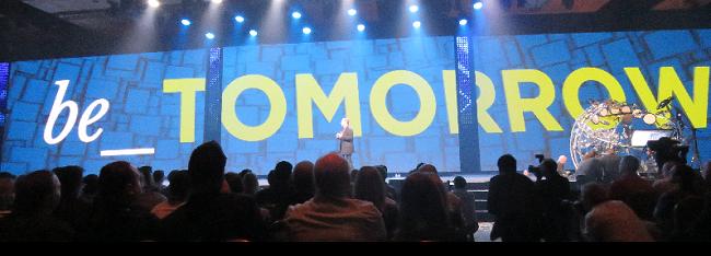 VMworld keynote