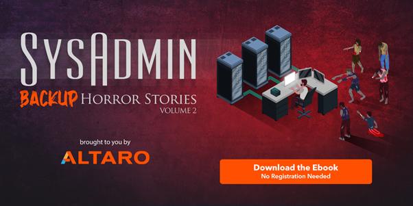 Altaro Horror Stories