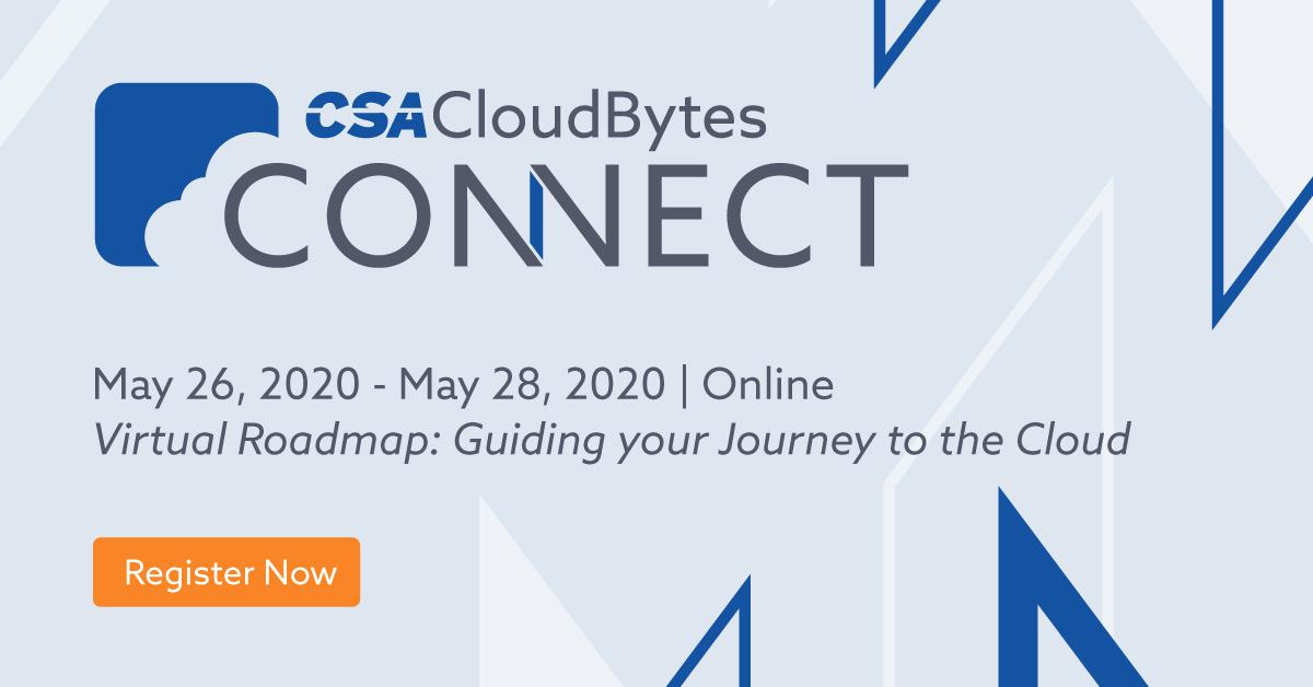 cloudbytes connect 2020