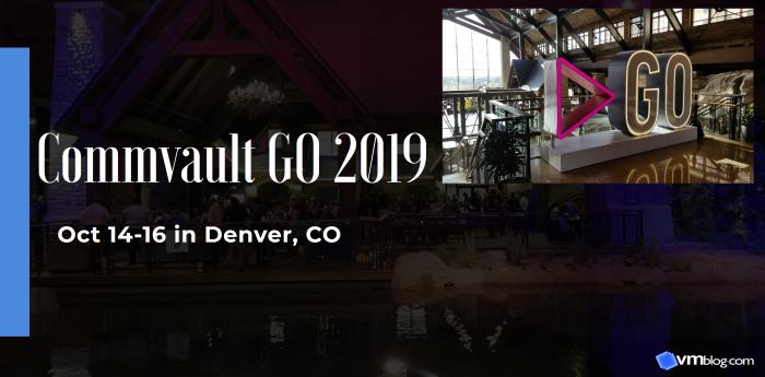 commvault go 2019