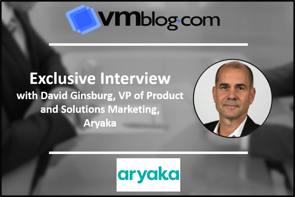 interview aryaka david ginsburg