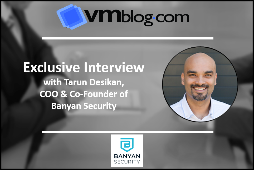 interview banyan desikan