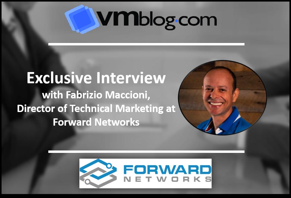 interview forward networks maccioni