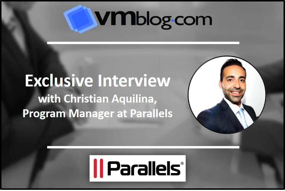 VMblog interview Parallels RAS