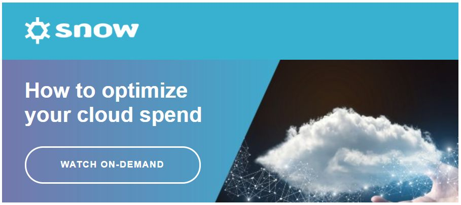 snow-optimize-cloud-spend