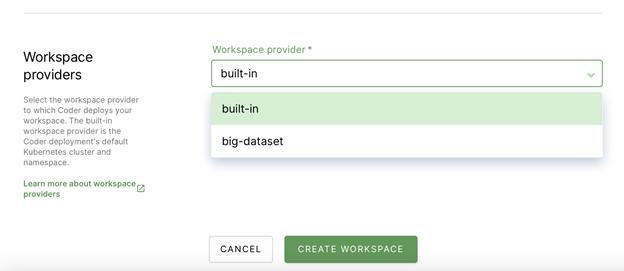 workspace-provider
